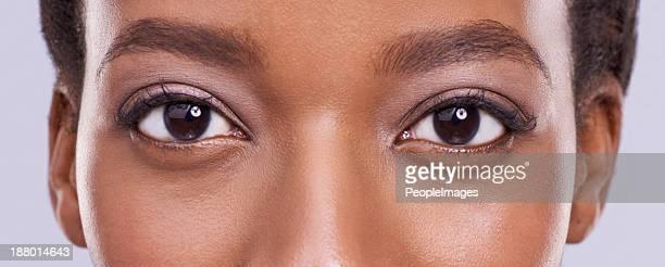 La beauté est dans les yeux.