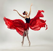 76854efcc Ballet Dancer Stock Photos and Illustrations - Royalty-Free Images ...
