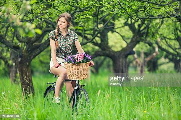 Beauté sur vélo