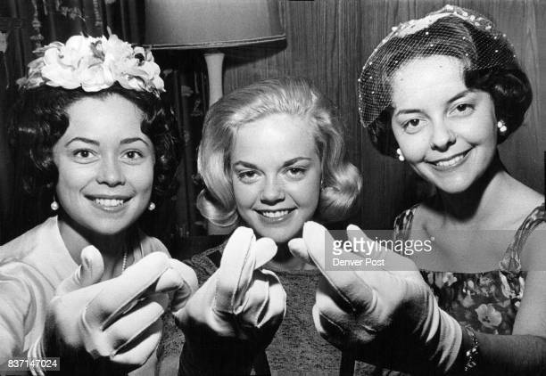 Beauty Queens Now But It Wasn't Always So Far Cody Neville Cheryl Sweeten Heather Paterson Crossed fingers are for luck in Miss America contest Girls...