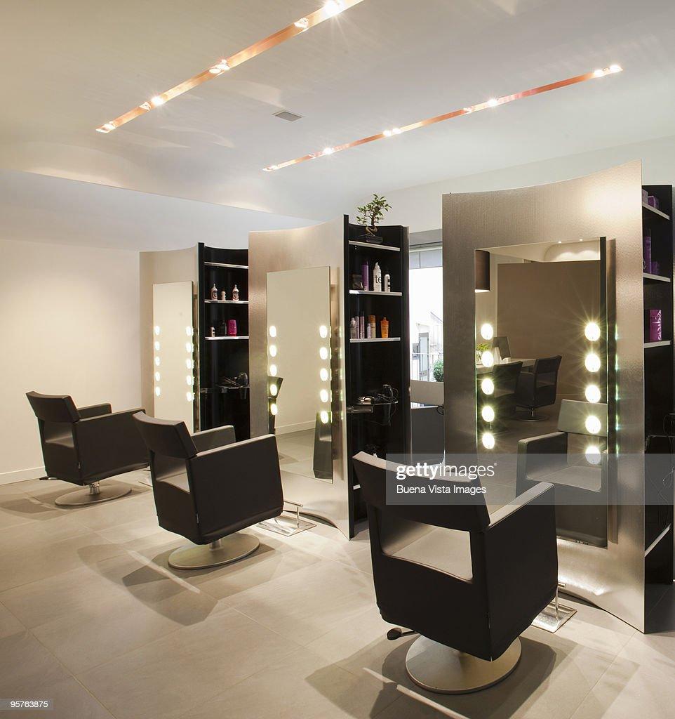 Beauty saloon : Stock Photo