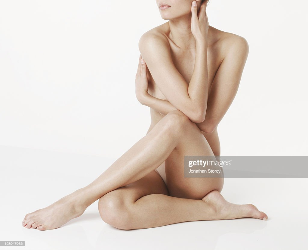 beauty shot full body  : Stock Photo