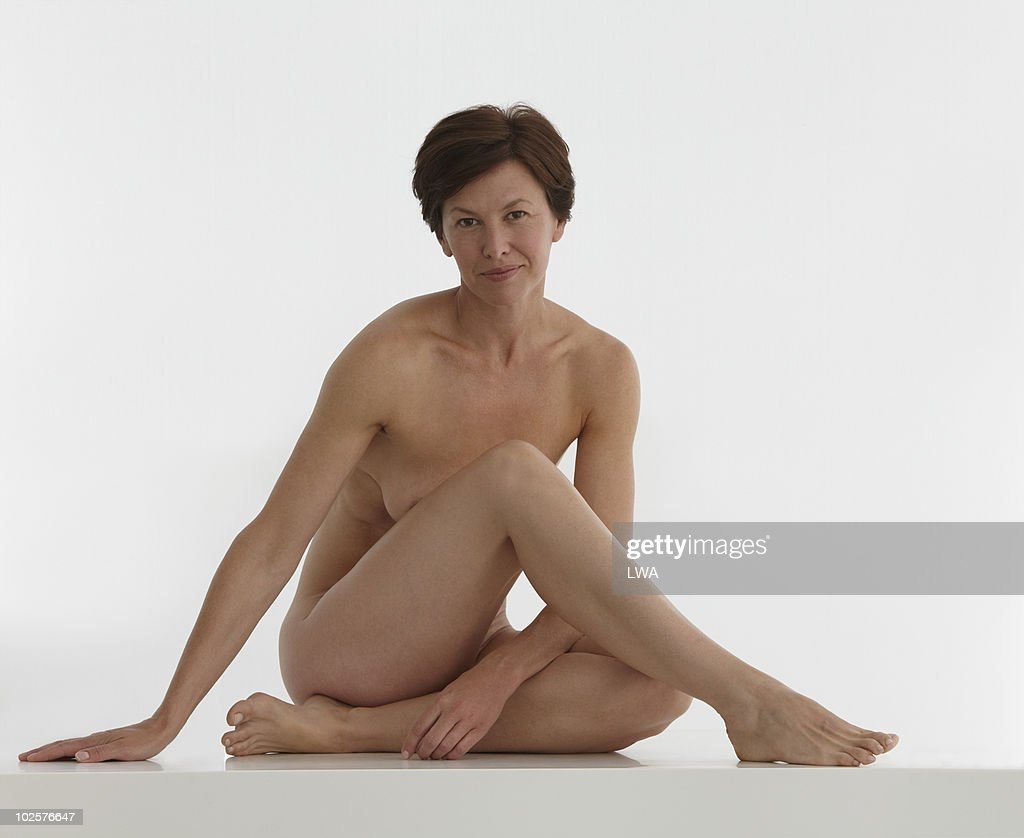 Beautiful in nude picture woman