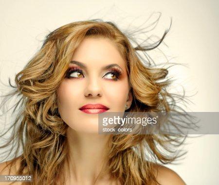 beauty smile : Stock Photo