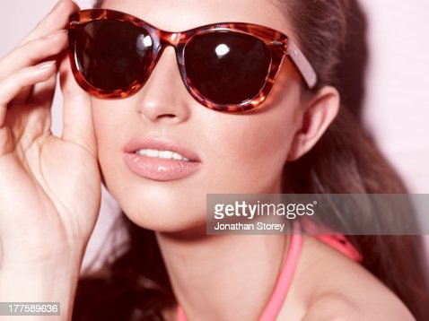 Beauty sunglasses