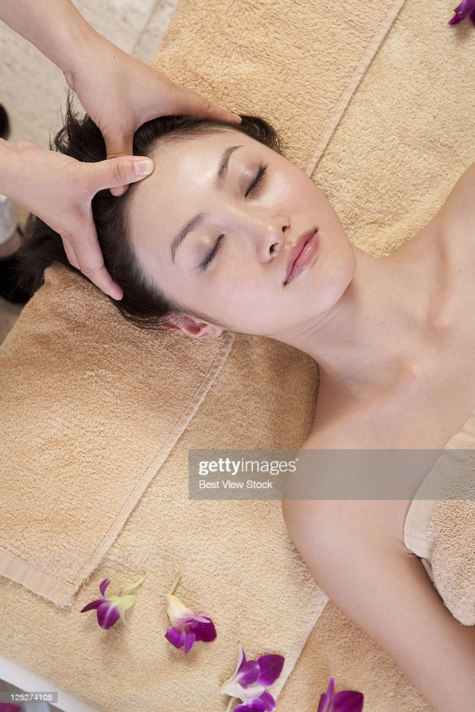 Beauty Treatment : Stock Photo