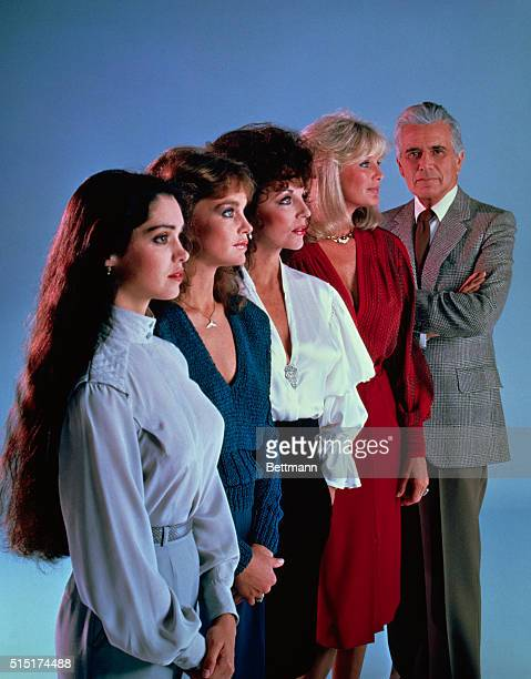Beauty wealth and power are the driving forces of the oilrich and dynamic Blake Carrington in the ABC Television Network's explosive serialized drama...