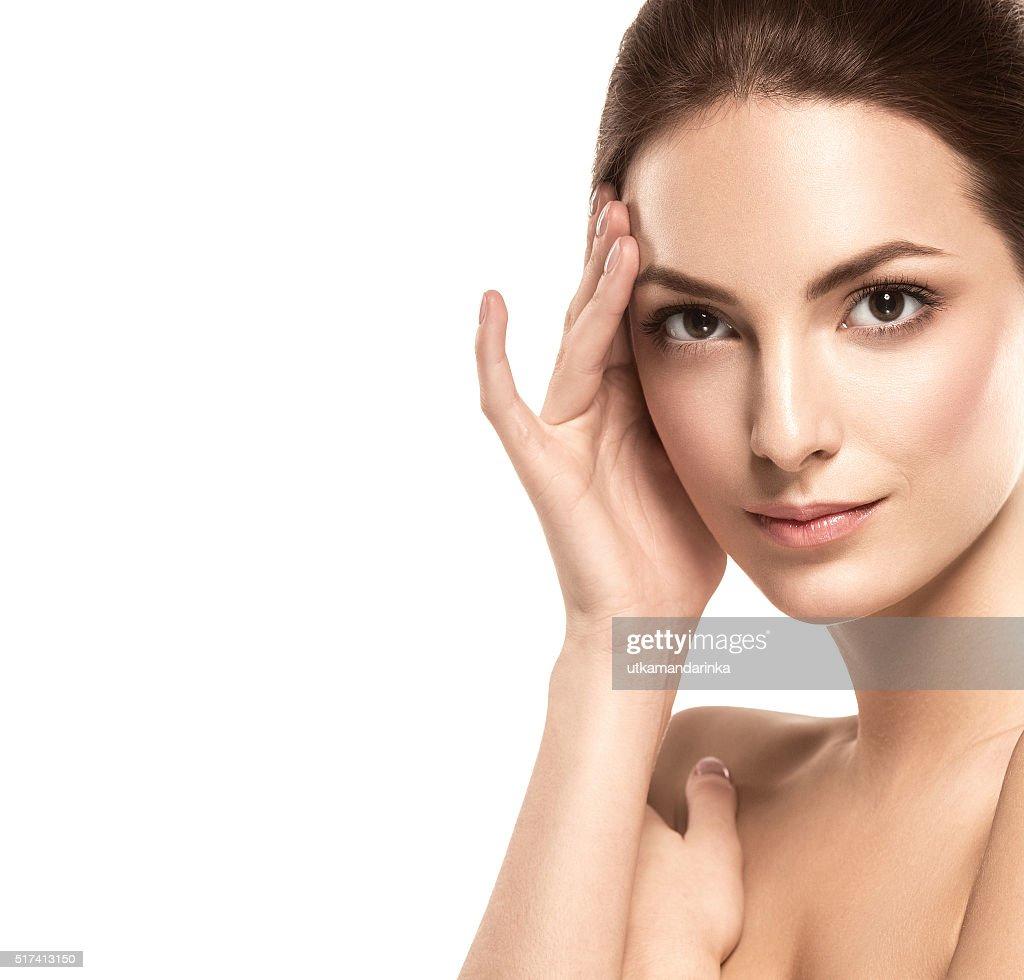 peau nette femme