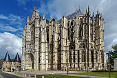 The Cathedral of Saint Peter of Beauvais is an incomplete Roman Catholic cathedral in Beauvais, in northern France.