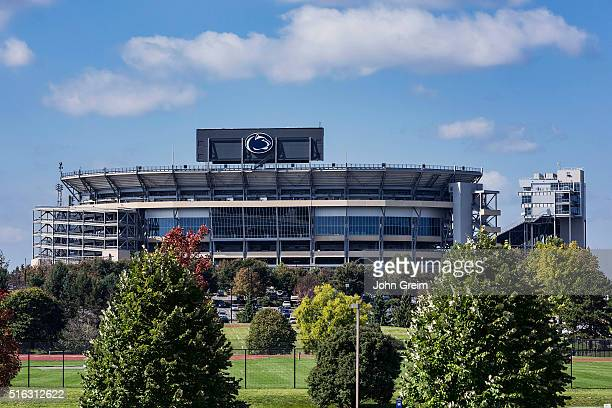 Beaver Stadium home of the Penn State Nittany Lions