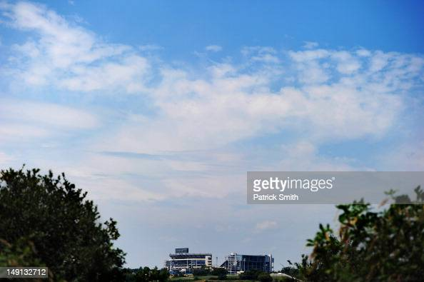 Beaver Stadium is shown on July 23 2012 in State College Pennsylvania As an outcome of the university's mishandling of the allegations of childsexual...