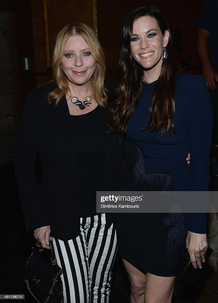 <a gi-track='captionPersonalityLinkClicked' href=/galleries/search?phrase=Bebe+Buell&family=editorial&specificpeople=983301 ng-click='$event.stopPropagation()'>Bebe Buell</a> and <a gi-track='captionPersonalityLinkClicked' href=/galleries/search?phrase=Liv+Tyler&family=editorial&specificpeople=202094 ng-click='$event.stopPropagation()'>Liv Tyler</a> attend 'The Leftovers' premiere after party at TAO on June 23, 2014 in New York City.