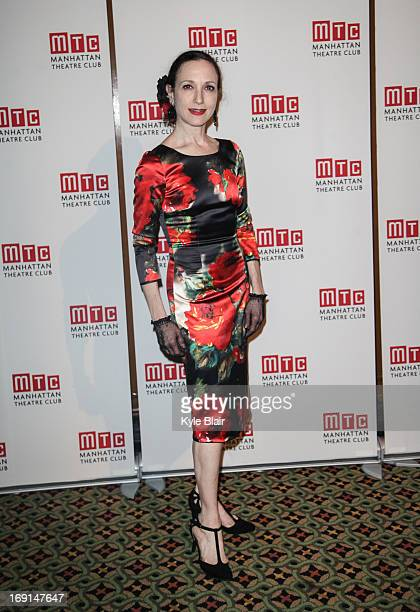 Bebe Neuwirth attends the Manhattan Theatre Club 2013 Spring Gala at Cipriani 42nd Street on May 20 2013 in New York City