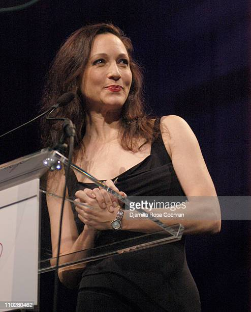 Bebe Neuwirth during 2005 Princess Grace Awards at Ciprianis at 42nd St in New York City New York United States