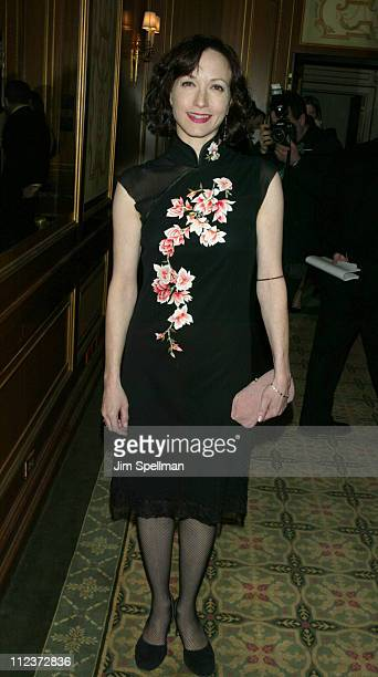 Bebe Neuwirth during 55th Annual Writers Guild of America East Awards Arrivals at The Pierre Hotel in New York City New York United States