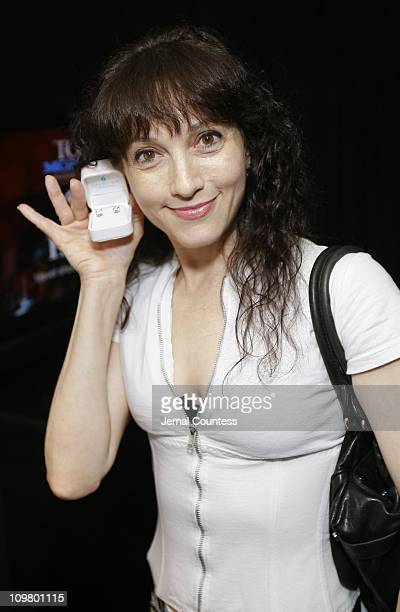 Bebe Neuwirth during 61st Annual Tony Awards On 3 Productions Gift Suite at Radio City Music Hall in New York City New York United States