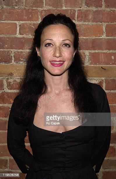 Bebe Neuwirth during Allstar reading of Clare Boothe Luce's 'The Woman' at Lucille Lortel Theatre in New York City New York United States
