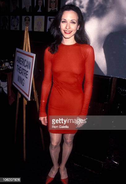 Bebe Neuwirth during American Theatre...