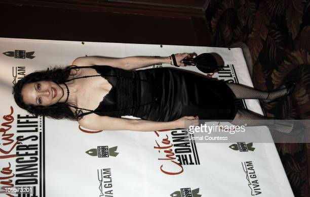 Bebe Neuwirth during 'Chita Rivera The Dancer's Life' Broadway Opening Night After Party at The Copacabana in New York City New York United States