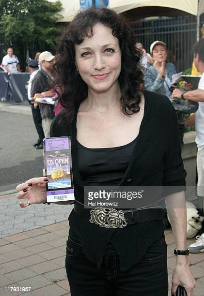 Bebe Neuwirth during Opening Night Gala for U S Open Tennis and Education Foundation at Tennis Center at Flushing Meadows in New York City New York...