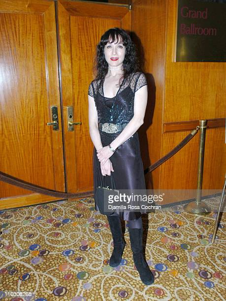 Bebe Neuwirth during PostGala Supper With the Stars From 'One World A Spectacular Global Celebration' at The Hilton in New York City New York United...