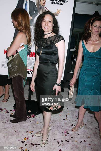 Bebe Neuwirth during 'Wedding Crashers' New York City Premiere Arrivals at Ziegfeld Theater in New York City New York United States
