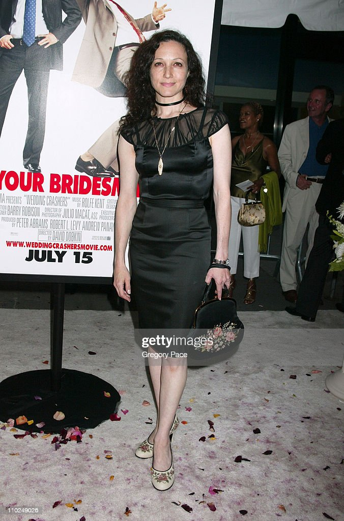 Bebe Neuwirth during 'Wedding Crashers' New York City Premiere - Arrivals at Ziegfeld Theater in New York City, New York, United States.