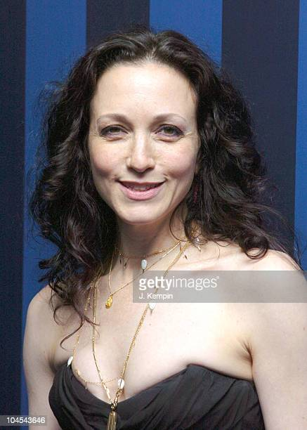 Bebe Neuwirth during Williamstown Theatre Festival Honors Blythe Danner at Sheraton New York Hotel Towers in New York City New York United States