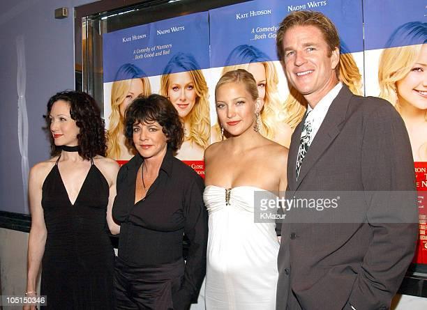 Bebe Neuwirth Stockard Channing Kate Hudson and Matthew Modine