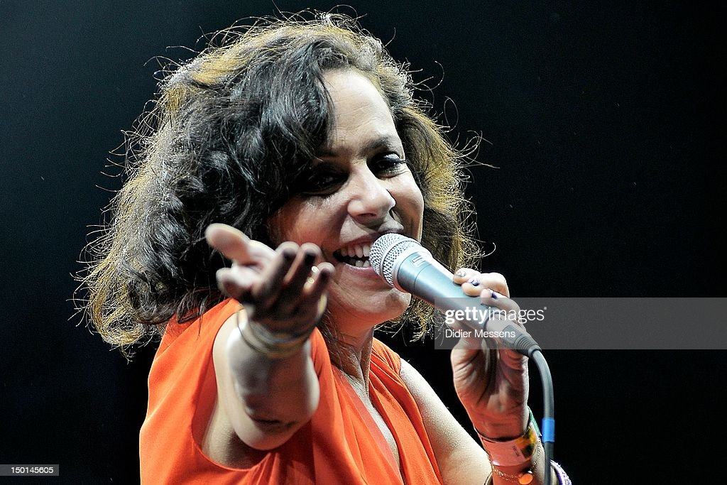 <a gi-track='captionPersonalityLinkClicked' href=/galleries/search?phrase=Bebel+Gilberto&family=editorial&specificpeople=2650998 ng-click='$event.stopPropagation()'>Bebel Gilberto</a> performs on stage during Sziget Festival on August 10, 2012 in Budapest, Hungary.