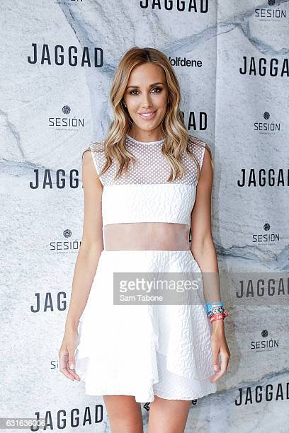 Bec Judd attends Portsea Polo on January 14 2017 in Melbourne Australia