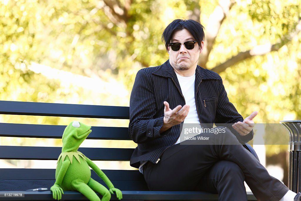 THE MUPPETS 'BecauseLove' After her stint in the hospital Miss Piggy and Kermit reevaluate their relationship and Kermit turns to Jack White for...