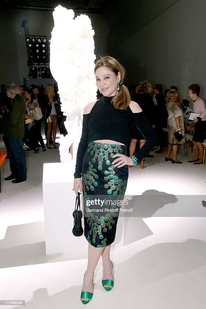 <a gi-track='captionPersonalityLinkClicked' href=/galleries/search?phrase=Becca+Cason+Thrash&family=editorial&specificpeople=558301 ng-click='$event.stopPropagation()'>Becca Cason Thrash</a> attend the Giambattista Valli show as part of Paris Fashion Week Haute-Couture Fall/Winter 2013-2014 at on July 1, 2013 in Paris, France.