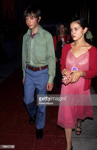 Beck and Marissa Ribisi