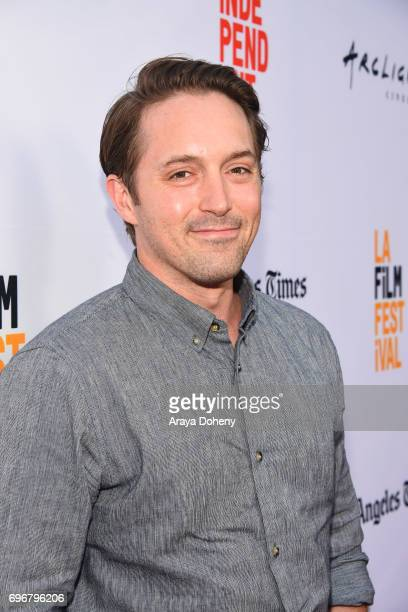 Beck Bennett attends the 2017 Los Angeles Film Festival Gala screening of Sony Pictures Classic's 'Brigsby Bear' at ArcLight Hollywood on June 16...