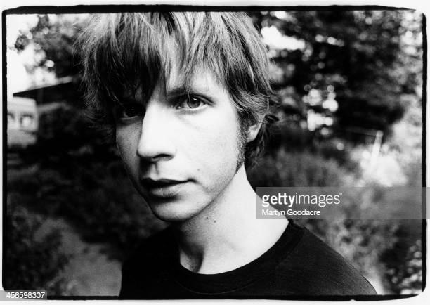 Beck portrait Amsterdam Netherlands 1996