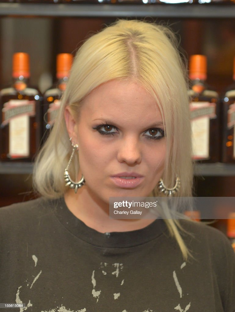 Becka Diamond attends La Maison Cointreau Makes Its Los Angeles Debut at La Maison Cointreau on November 5, 2012 in Los Angeles, California.