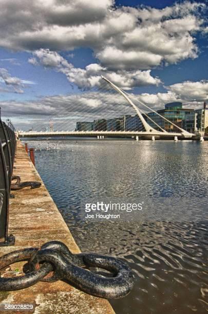 Beckett Bridge, Dublin