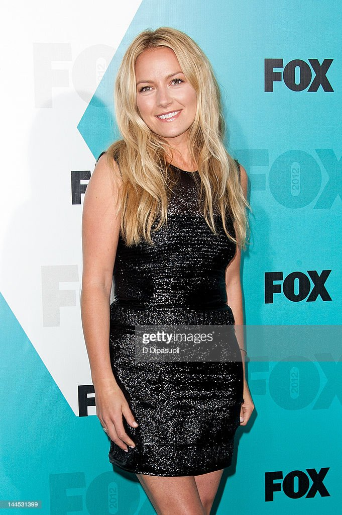 Becki Newton attends the Fox 2012 Programming Presentation Post-Show Party at Wollman Rink, Central Park on May 14, 2012 in New York City.