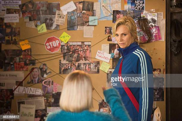 Becky and Sue plan against the Glee club in the 'The Hurt Locker Part Two' episode of GLEE airing Friday Jan 30 2015 on FOX