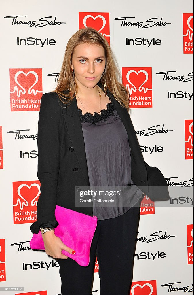 Becky Tong attends the Tunnel of Love fundraiser in aid of the British Heart Foundation at One Mayfair on November 12, 2013 in London, England.