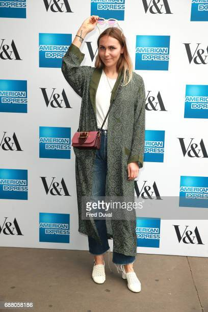Becky Tong attends The VA Opens Spring 2017 Fashion Exhibition Balenciaga Shaping Fashion at The VA on May 24 2017 in London England