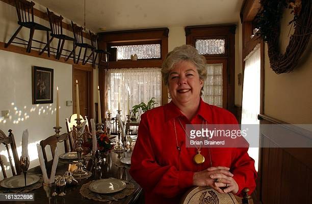 DENVER CO NOV 25 2003 Bed and Breakfast owner <cq> Helen Strader <cq> will be hosting dinner guests for Thanksgiving at Adagio thanks to neighborhood...