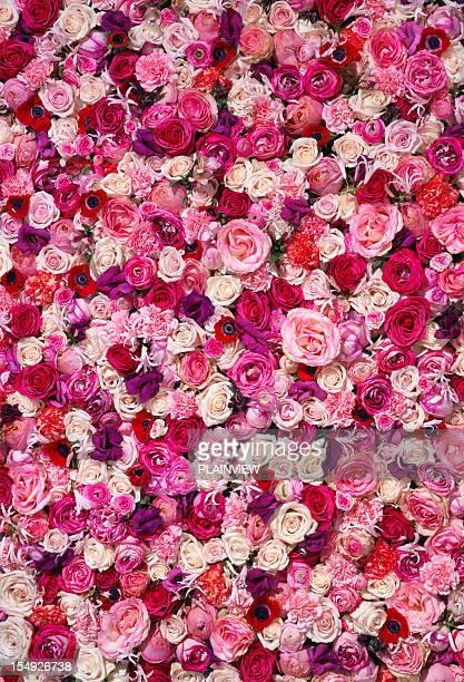 Lit de fleurs