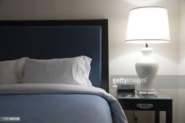 Moderne hotel-Bett