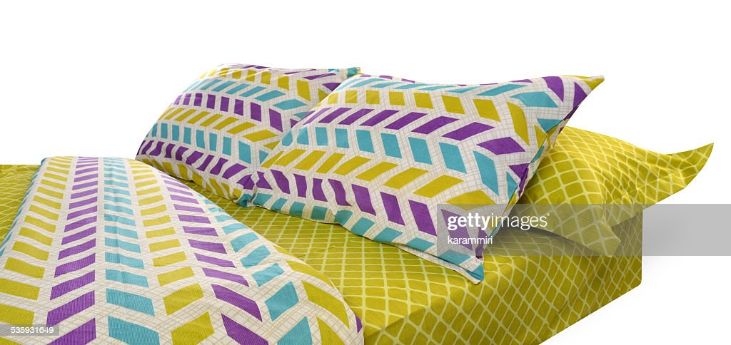 Bed. Series, see more... : Stock Photo