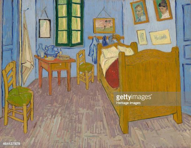 Bedroom in Arles 18891890 Found in the collection of the Musée d'Orsay Paris