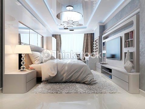 Chambre De Style Classique Et Un Style Art Déco Photo | Thinkstock
