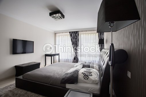 Chambre à Coucher De Style Moderne Photo | Thinkstock