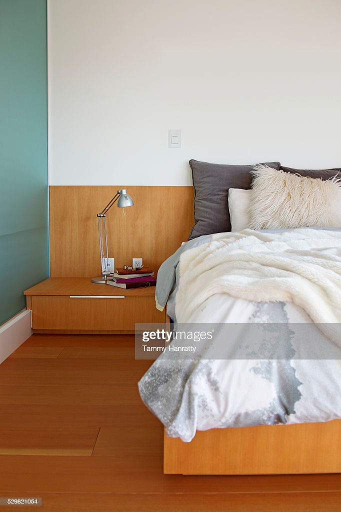 Bedroom interior : Stock Photo